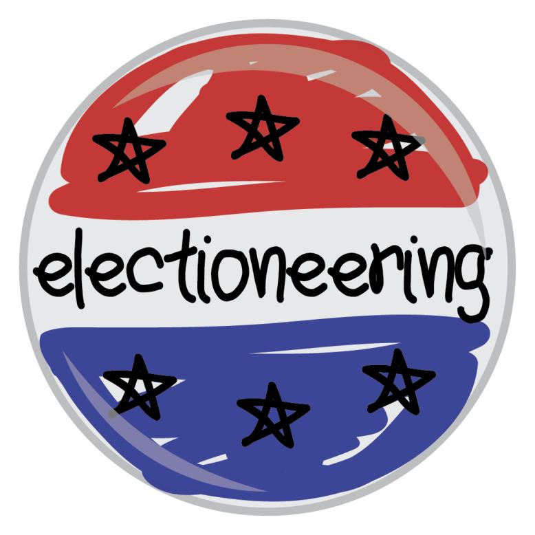 electioneering logo